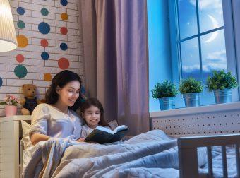 jakie książki na dobranoc dla dziecka