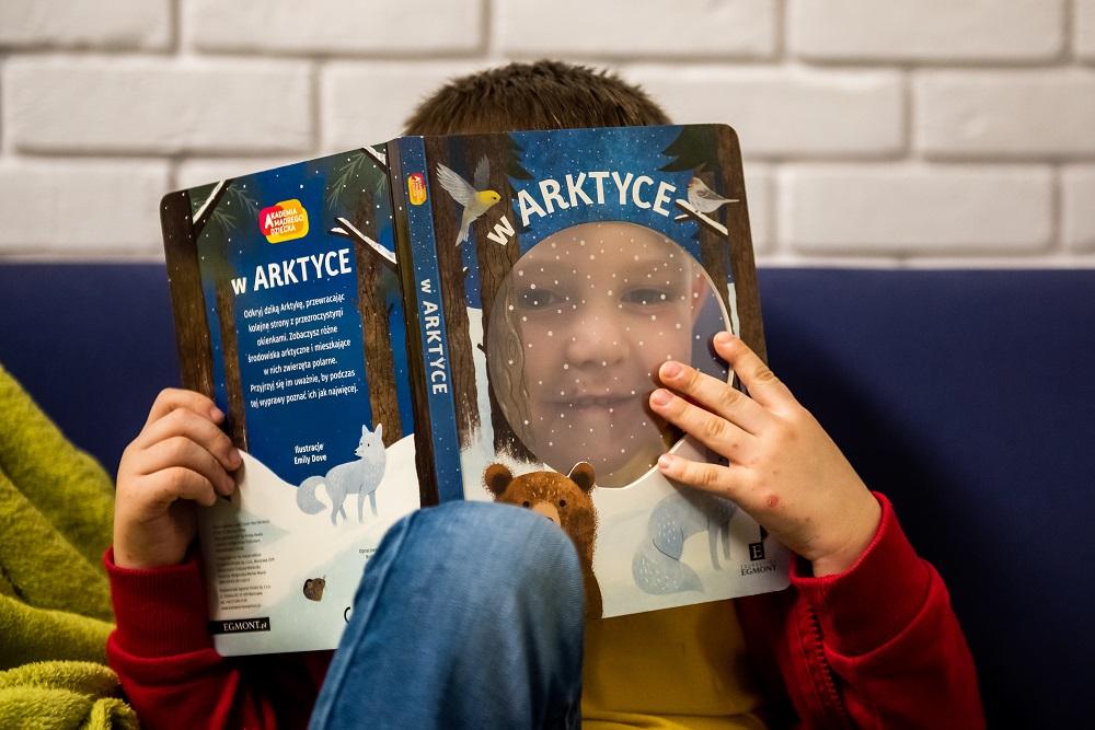 książki o zwierzętach dla dzieci