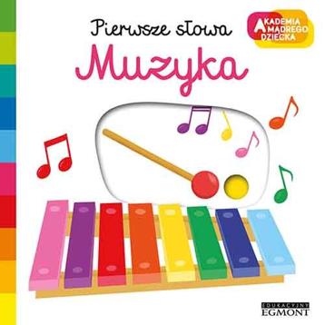 książka o muzyce dla dziecka