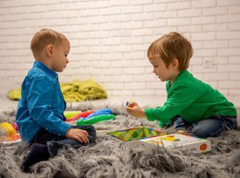 jak nauczyć dziecko dzielenia się