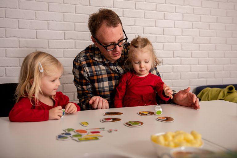 gry planszowe dla dzieci