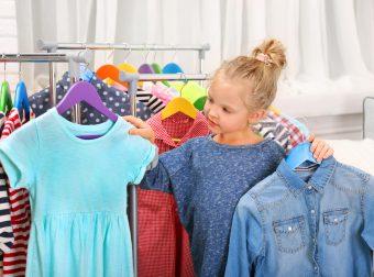 samodzielny wybór ubrania