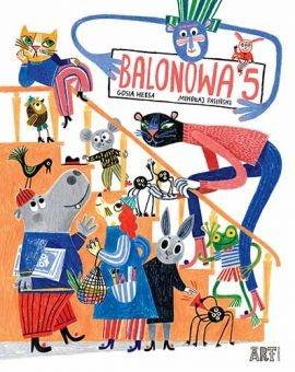 ART. Balonowa 5 - Mikołaj Pasiński