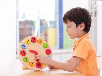 czym jest czas jak wytłumaczyć dziecku