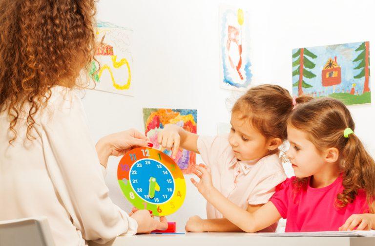 jak nauczyć dziecko odczytywania godzin