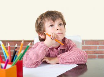 dziecko nie koncentruje się co robić