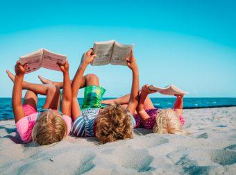 książki dla dziecka na wakacje