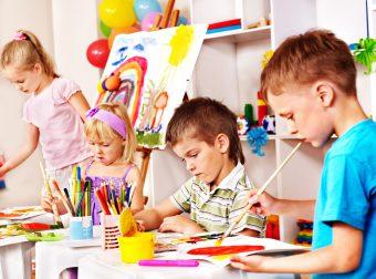 dziecko boi się przedszkola