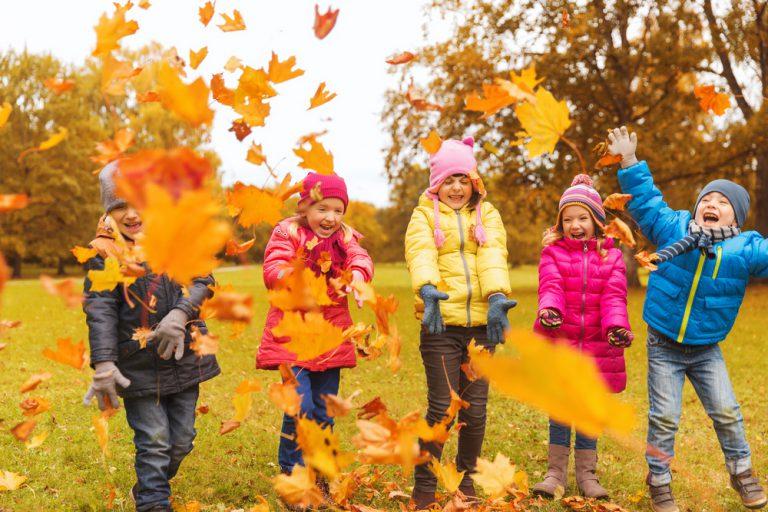 książki na jesień dla dzieci