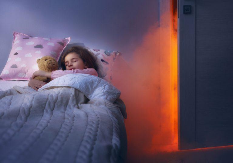 strach przed ciemnością u dziecka