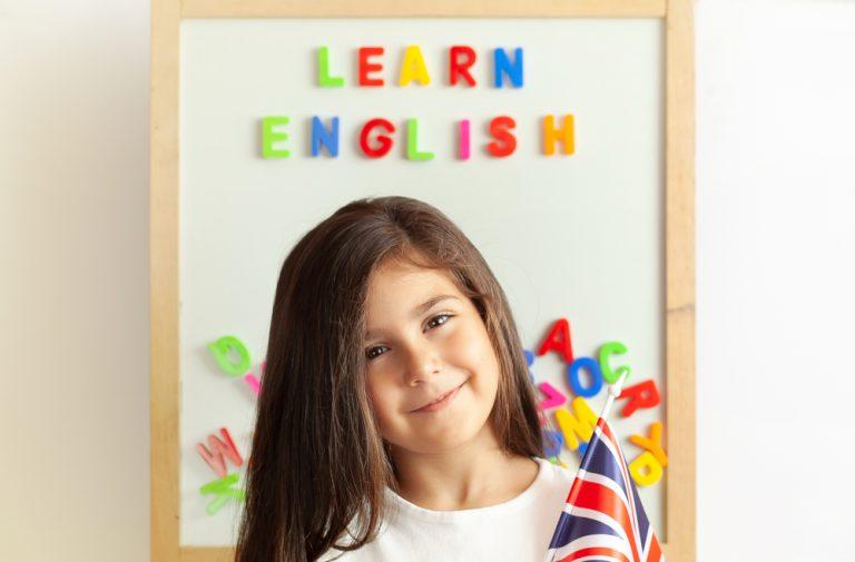 nauka angielskiego dla dziecka