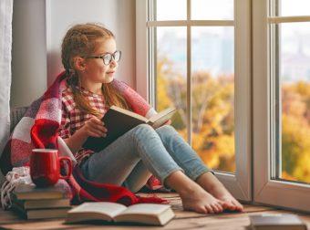 książki na jesień dla dziecka