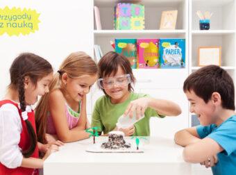 domowe eksperymenty, eksperymenty dla dzieci, domowe labolatorium