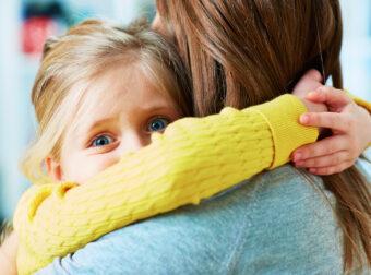 lęki u dzieci, dziecko się boi, skąd się biorą lęki u dzieci