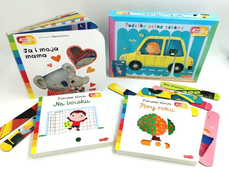 książeczki dla małych dzieci, serie dla dzieci, harperkids, harpercollins