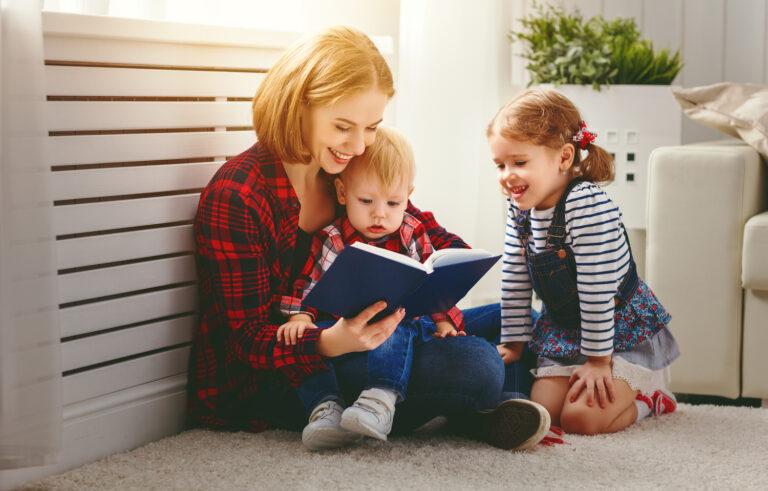 serie dla dzieci, książeczki dla dzieci