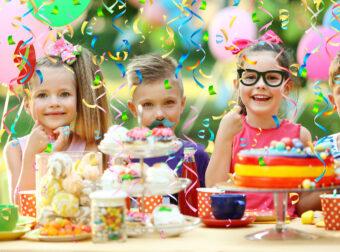 przyjęcie urodzinowe dla dziecka