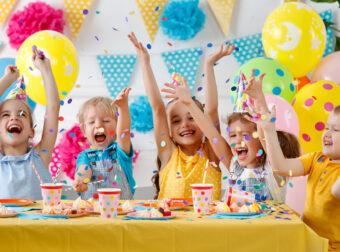 przyjęcie urodzinowe dla dziecka, jak zorganizować urodziny dziecka